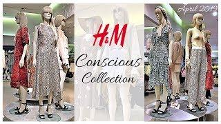 H&M Conscious Collection SPRING 2019