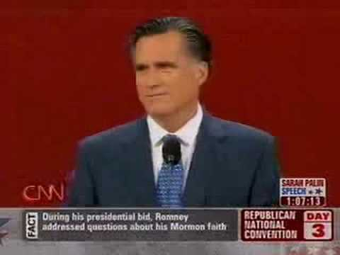 Romney Mocks Gore For Nonexistent Private Jet