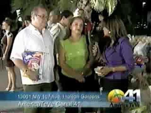 TELETON-Todos Junto a Cuba Parte 5