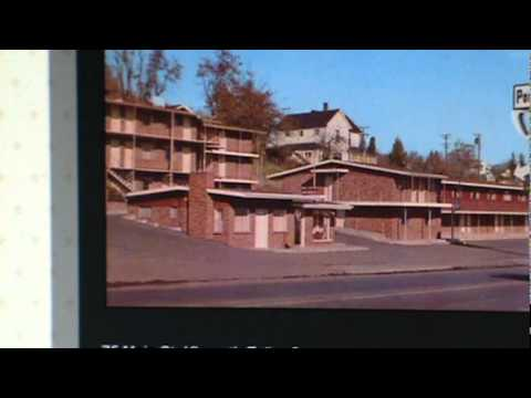 Old motels then and now: Klamath Falls, OR