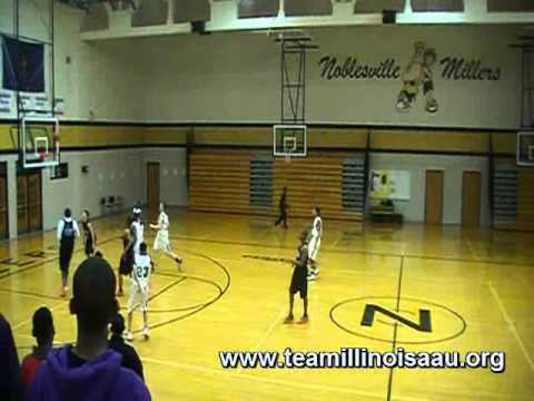 Ilijah Donnelly Highlights (Spring 2013)