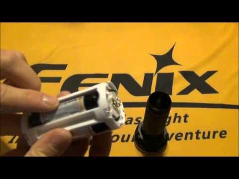 FENIX TK75 REVIEW  - including night shots