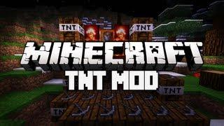 Minecraft 1.1 Mody - Nowe TNT w MineCrafcie - TNT Mod