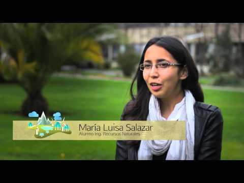 Carrera Ingeniería en Recursos Naturales UBB Chillán.