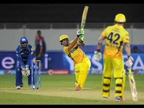 IPL 2014: Mumbai Indians vs  Chennai Super Kings 10 May Starting over Match 33