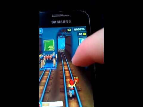 Temple Run 2 On Galaxy 5, Galaxy Y (armv6)