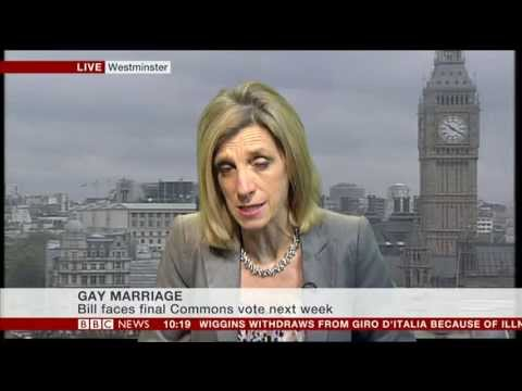 Philip Hammond doesn't approve of 'gay marriage'