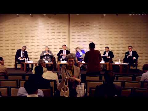 Panel Discussion 'Competition and Cooperation in the Asia-Pacific'