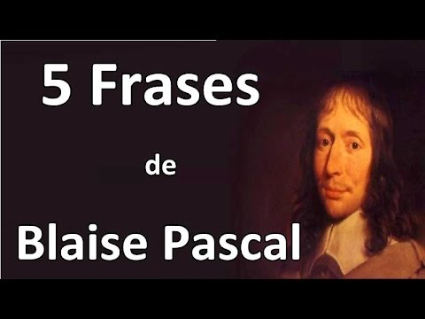 blaise pascal report Natal report for blaise pascal june 19, 1623 6:00 am clermont ferrand, france.