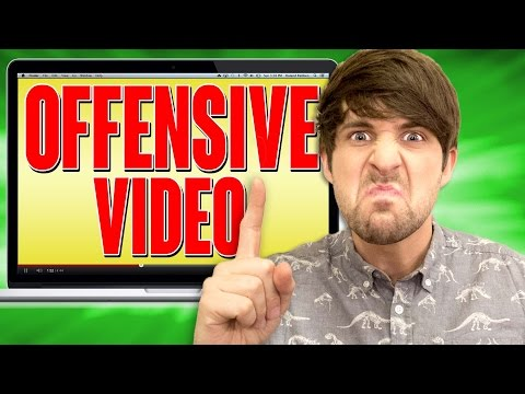This Video Is Offensive video