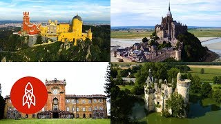 Eight Places Straight out of a Fairytale