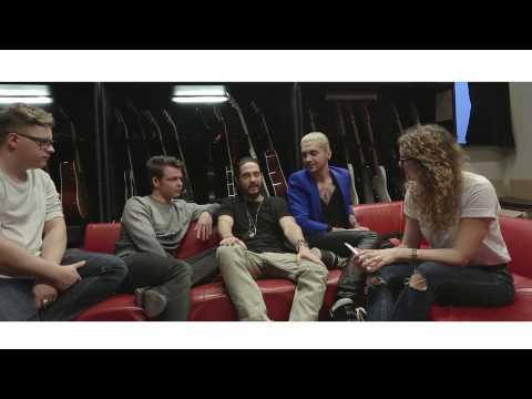 Tokio Hotel Interview für Dressed Like Machines (drlima.net)