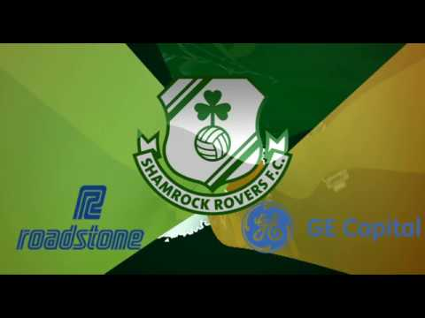 Shamrock Rovers Corporate Challenge: GE Capital vs Roadstone 16:11:17