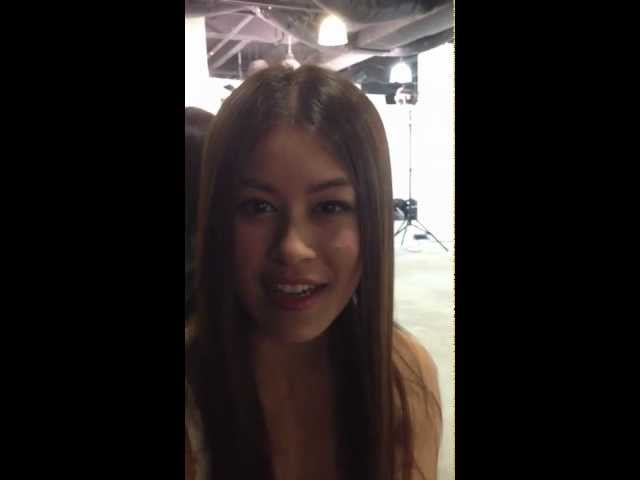 X Top Model Search Malaysia 2012 - The Daily Chilli Interview