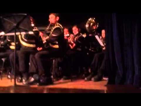 California military institute band: All I Want For Christma
