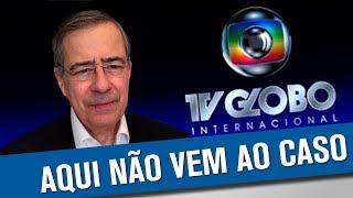 Globo vai se ferrar é no exterior