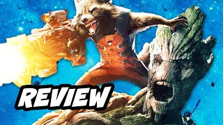 Guardians Of The Galaxy Review and Easter Eggs Explained