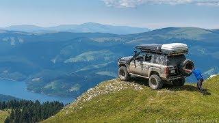 Raid 4x4 Roumanie / Romania explo tour with GEKO Expeditions