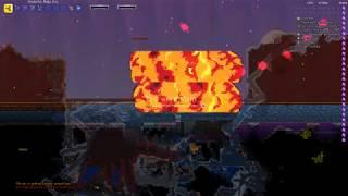 Calamity Death Mode Nohit - Yharon phase 1