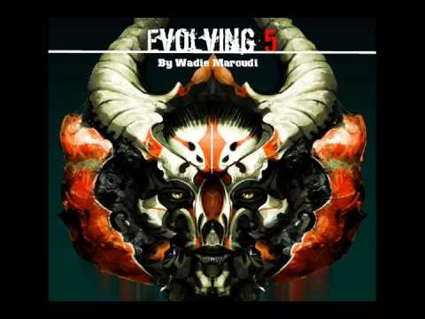 Wadie Maroudi presents Evolving N. 5 (Liquid Drum&Bass Mix)