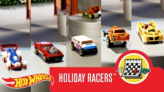 Hot Wheels Holiday Racers™ Celebrate Popular Holidays | Hot Wheels