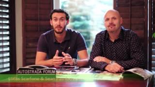 Kappa Foods Event Testimonials (TechToronto, Autostrada)