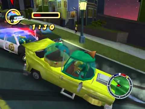 Lets Play Simpsons Hit & Run 18 - Nuevos coches!