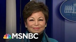 Valerie Jarrett On President Barack Obama