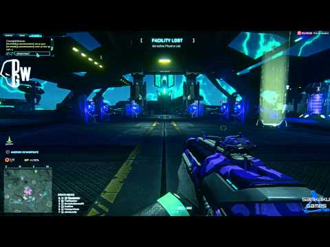 Planetside 2 - Tech Point Assault