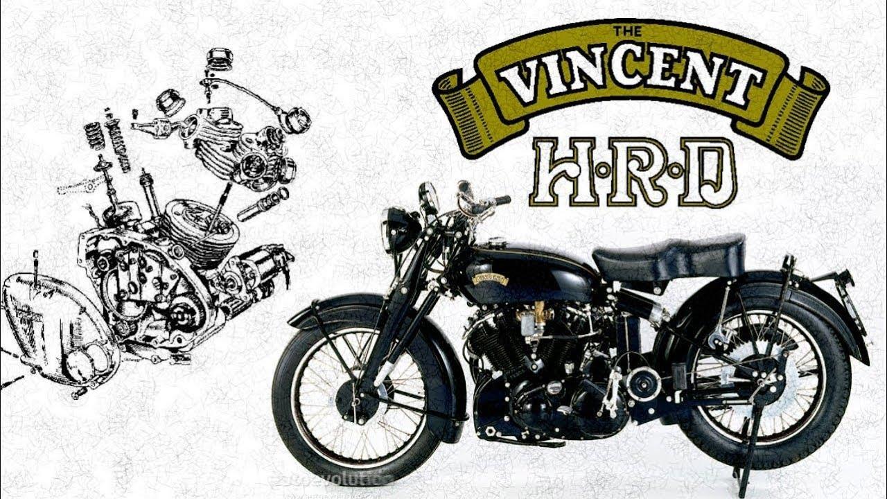История мотоциклов Vincent