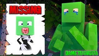 Minecraft DAME TU COSITA - MISSING BABY , DAME TU COSITA & ALICE ANGELS BABY IS MISSING!!