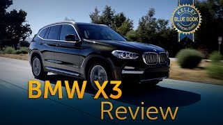 2019 BMW X3 - Review & Road Test