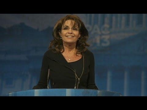 Sarah Palin CPAC 2013: Making Light of Bloomberg's Soda Ban