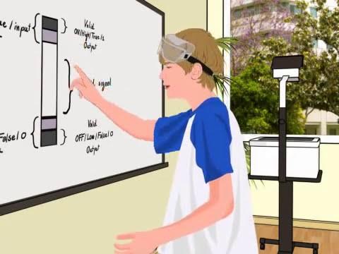 BioBuilder Animation: Genetic Digital Device