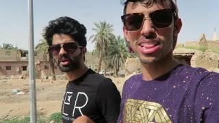 مغامرات : رحنا بيوت جن وسعود طاح من فوق البيت !!!