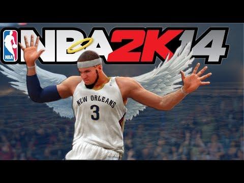 NBA 2K14 PS4 My Career : The NBA God !