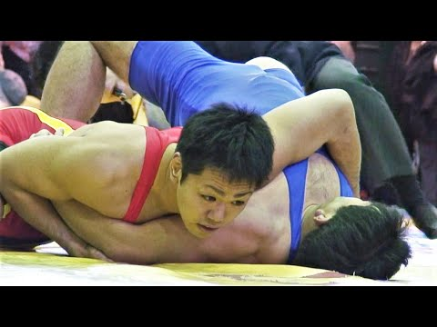 Freestyle Wrestling Tournament in Japan - PIN レスリング Image 1