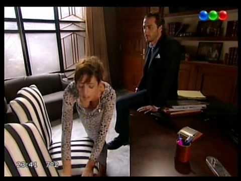 El Elegido - Gigí (Paula Kohan) insiste con David (Luciano Cáceres)