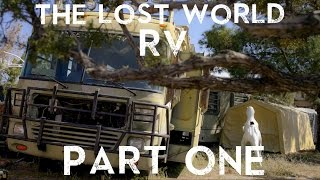 JURASSIC PARK RV - restoration Part 1