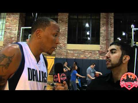 Dallas Maverick Shawn Marion Thinks Full Training Camp Pivotal to Success