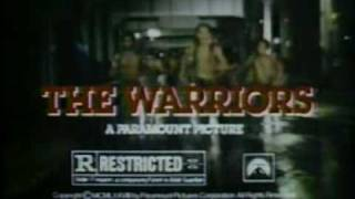 The Warriors 1979 TV trailer