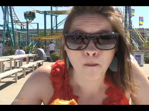 Fried food review at State Fair of Texas 2011