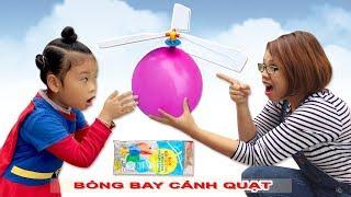 Trò Chơi Quả Bóng Bay Bằng Cánh Quạt ❤ Susi kids TV ❤