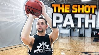 The Shot Path | The SECRET Key to Elite Level Shooting: Basketball Shooting Form