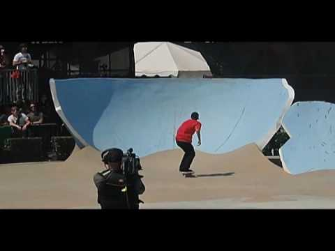Ryan Sheckler wins X Games 16 Video