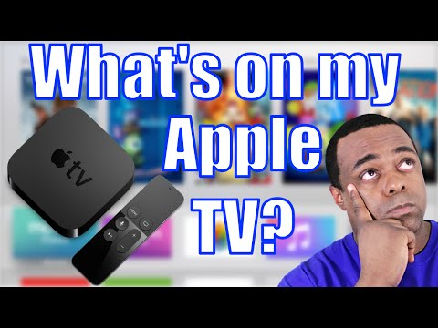 What's on my  Apple TV? [Fall 2015]