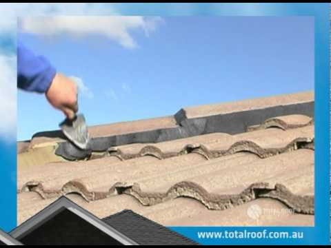 Roof Pointing And Re Pointing Total Roof Restoration