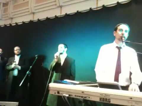 עמירן דביר,שלומי גרטנר ומקהלת ״ידידים״