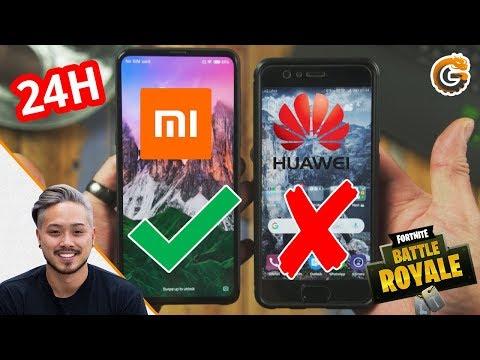 24h mit dem Xiaomi Mi Mix 3 - Der Kamera und Fortnite Test   Technik [VLOG#2]