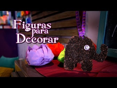 FÁCIL Elefantito para decorar - Episodio 10: Crafting Studio